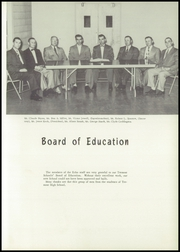 Page 9, 1955 Edition, Tremont High School - Echo Yearbook (Tremont, IL) online yearbook collection