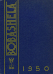 Trenton Central High School - Bobashela Yearbook (Trenton, NJ) online yearbook collection, 1950 Edition, Cover