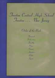 Page 6, 1950 Edition, Trenton Central High School - Bobashela Yearbook (Trenton, NJ) online yearbook collection