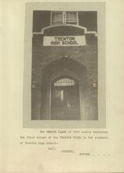 Page 7, 1949 Edition, Trenton High School - Tiger Yearbook (Trenton, FL) online yearbook collection