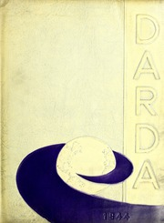 Trevecca Nazarene University - Darda Yearbook (Nashville, TN) online yearbook collection, 1944 Edition, Cover
