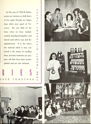 Page 11, 1944 Edition, Trevecca Nazarene University - Darda Yearbook (Nashville, TN) online yearbook collection