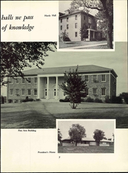 Trevecca Nazarene University - Darda Yearbook (Nashville, TN) online yearbook collection, 1963 Edition, Page 13