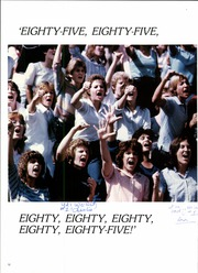 Page 16, 1985 Edition, Trevor G Browne High School - Lair Yearbook (Phoenix, AZ) online yearbook collection