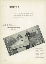 Page 10, 1953 Edition, Tri City High School - Tricinoca Yearbook (Spray, NC) online yearbook collection