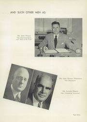 Page 11, 1953 Edition, Tri City High School - Tricinoca Yearbook (Spray, NC) online yearbook collection