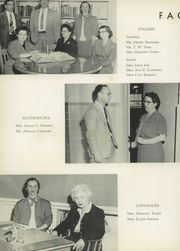 Page 16, 1953 Edition, Tri City High School - Tricinoca Yearbook (Spray, NC) online yearbook collection