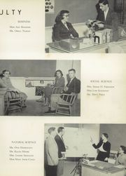 Page 17, 1953 Edition, Tri City High School - Tricinoca Yearbook (Spray, NC) online yearbook collection