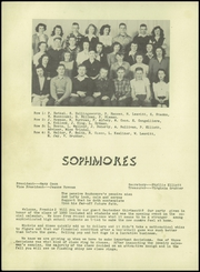Page 12, 1947 Edition, Tri County High School - Penguin Yearbook (Plainfield, WI) online yearbook collection