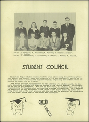Page 14, 1947 Edition, Tri County High School - Penguin Yearbook (Plainfield, WI) online yearbook collection