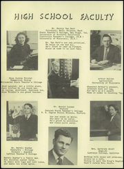 Page 6, 1947 Edition, Tri County High School - Penguin Yearbook (Plainfield, WI) online yearbook collection
