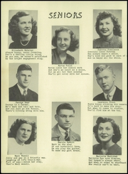 Page 8, 1947 Edition, Tri County High School - Penguin Yearbook (Plainfield, WI) online yearbook collection