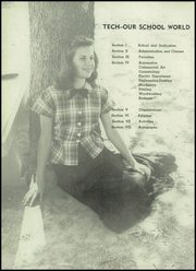 Trimble Technical High School - Bulldog Yearbook (Fort Worth, TX) online yearbook collection, 1949 Edition, Page 8 of 176