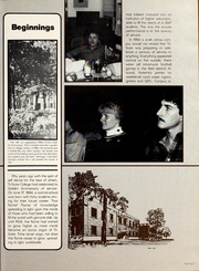 Page 11, 1984 Edition, Trine University - Modulus Yearbook (Angola, IN) online yearbook collection