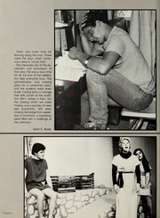Page 14, 1984 Edition, Trine University - Modulus Yearbook (Angola, IN) online yearbook collection