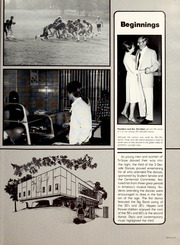 Page 15, 1984 Edition, Trine University - Modulus Yearbook (Angola, IN) online yearbook collection