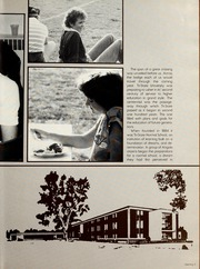Page 7, 1984 Edition, Trine University - Modulus Yearbook (Angola, IN) online yearbook collection