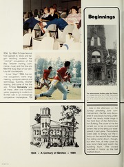 Page 8, 1984 Edition, Trine University - Modulus Yearbook (Angola, IN) online yearbook collection