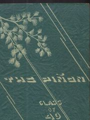 Trinidad High School - Wildcat Yearbook (Trinidad, CO) online yearbook collection, 1940 Edition, Cover