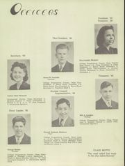 Page 11, 1940 Edition, Trinidad High School - Wildcat Yearbook (Trinidad, CO) online yearbook collection