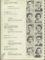 Page 14, 1940 Edition, Trinidad High School - Wildcat Yearbook (Trinidad, CO) online yearbook collection