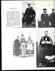 Trinity Christian College - Allelu Yearbook (Palos Heights, IL) online yearbook collection, 1977 Edition, Page 12