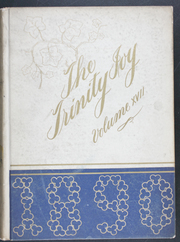 Trinity College - Ivy Yearbook (Hartford, CT) online yearbook collection, 1890 Edition, Cover
