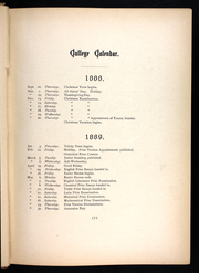 Page 15, 1890 Edition, Trinity College - Ivy Yearbook (Hartford, CT) online yearbook collection