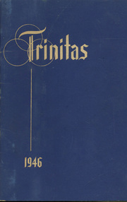 Trinity High School - Trinitas Yearbook (Bloomington, IL) online yearbook collection, 1946 Edition, Cover