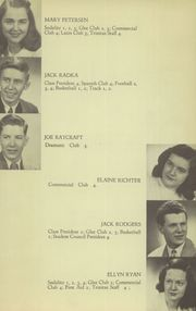 Page 15, 1946 Edition, Trinity High School - Trinitas Yearbook (Bloomington, IL) online yearbook collection