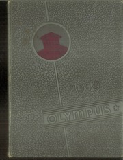 Trinity High School - Olympus Yearbook (Washington, PA) online yearbook collection, 1939 Edition, Cover
