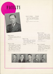 Page 12, 1939 Edition, Trinity High School - Olympus Yearbook (Washington, PA) online yearbook collection