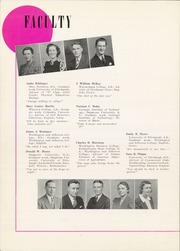 Page 14, 1939 Edition, Trinity High School - Olympus Yearbook (Washington, PA) online yearbook collection