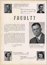 Page 16, 1950 Edition, Trinity High School - Olympus Yearbook (Washington, PA) online yearbook collection