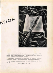 Page 9, 1950 Edition, Trinity High School - Olympus Yearbook (Washington, PA) online yearbook collection