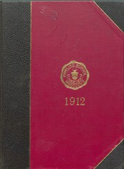 Trinity Pawling School - Scroll Yearbook (Pawling, NY) online yearbook collection, 1912 Edition, Cover