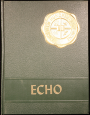 Tripoli High School - Echo Yearbook (Tripoli, WI) online yearbook collection, 1969 Edition, Cover