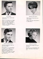 Page 10, 1969 Edition, Tripoli High School - Echo Yearbook (Tripoli, WI) online yearbook collection