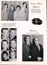 Page 12, 1969 Edition, Tripoli High School - Echo Yearbook (Tripoli, WI) online yearbook collection