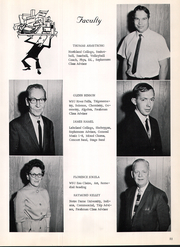 Page 15, 1969 Edition, Tripoli High School - Echo Yearbook (Tripoli, WI) online yearbook collection