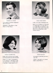 Page 8, 1969 Edition, Tripoli High School - Echo Yearbook (Tripoli, WI) online yearbook collection