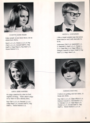 Page 9, 1969 Edition, Tripoli High School - Echo Yearbook (Tripoli, WI) online yearbook collection