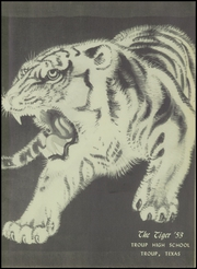 Troup High School - Tiger Yearbook (Troup, TX) online yearbook collection, 1953 Edition, Page 7 of 92
