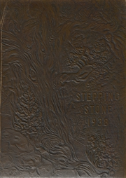 Trousdale County High School - Stepping Stone Yearbook (Hartsville, TN) online yearbook collection, 1938 Edition, Cover