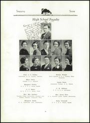 Page 12, 1938 Edition, Trousdale County High School - Stepping Stone Yearbook (Hartsville, TN) online yearbook collection