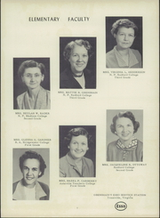 Page 11, 1955 Edition, Troutville High School - Warrior Yearbook (Troutville, VA) online yearbook collection
