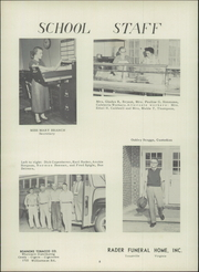 Page 12, 1955 Edition, Troutville High School - Warrior Yearbook (Troutville, VA) online yearbook collection