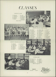 Page 14, 1955 Edition, Troutville High School - Warrior Yearbook (Troutville, VA) online yearbook collection