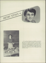 Page 7, 1955 Edition, Troutville High School - Warrior Yearbook (Troutville, VA) online yearbook collection