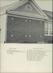 Page 8, 1955 Edition, Troutville High School - Warrior Yearbook (Troutville, VA) online yearbook collection